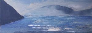 artiste peintre lac du bourget annecy savoie peinture