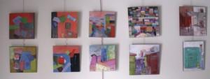 peinture exposition savoie bourget du lac peintre