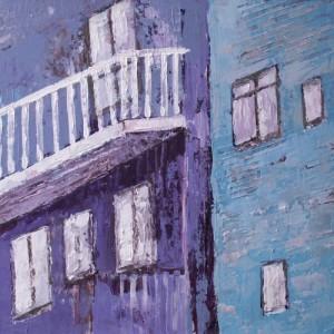 peintures valparaiso chili artiste peintre