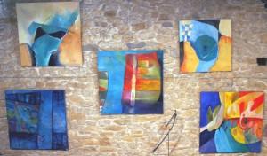 exposition peintre savoie eau bourget