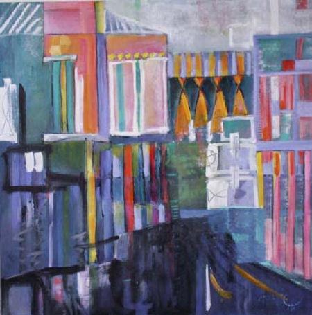 Danie Moulin Artiste Peintre